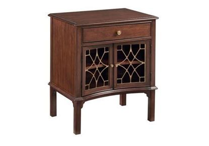 Picture of Hadleigh Bedside Table