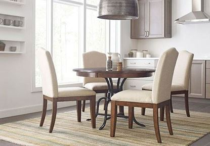 Picture of The Nook Maple Casual Dining Set