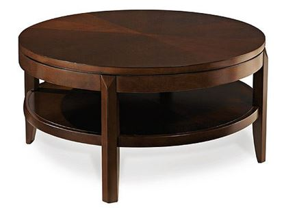 Picture of Tribecca Round Cocktail Table-KD