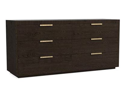 Picture of MODERN Astor 6 Drawer Dresser