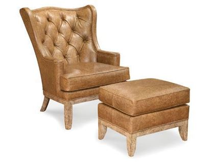 Picture of Fairfield 5155-01 Wing Chair