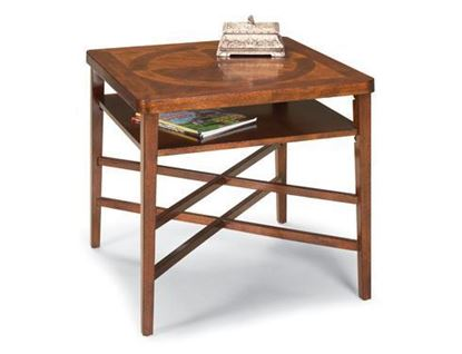 Picture of Fairfield 8010-94 Square End Table