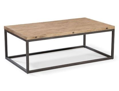 Picture of Fairfield 8065-93 Rectangular Cocktail Table