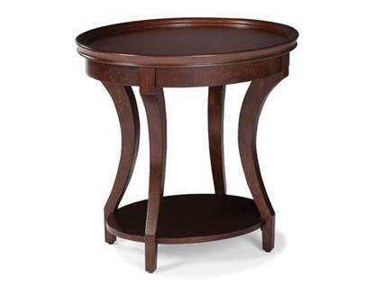 Picture of Fairfield 8105-47 Oval End Table