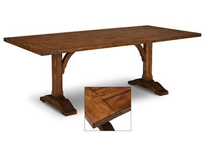 Picture of Fairfield 8190-43 Dining Table