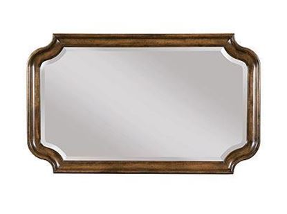 Picture of Portolone Bureau Mirror