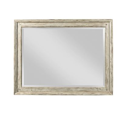 Picture of Weatherford Landscape Mirror (cornsilk)
