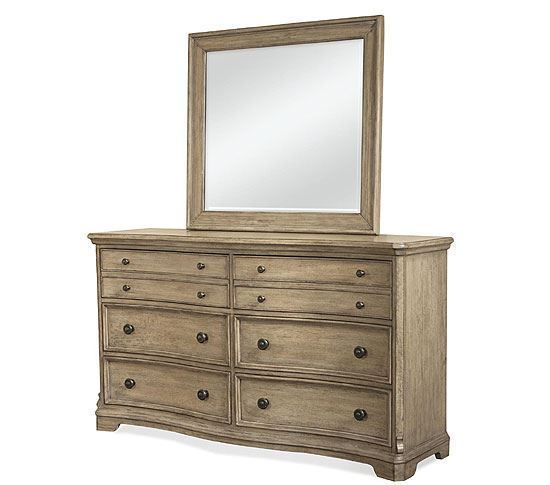 Picture of Corinne Dresser and Mirror