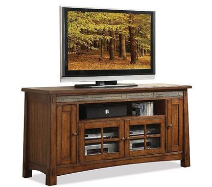 Picture of Craftsman Home 62-Inch TV Console