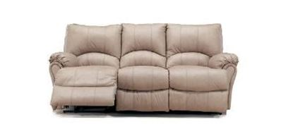Picture of Double Reclining Leather Sofa