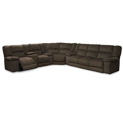 Picture of Reclining Sectional