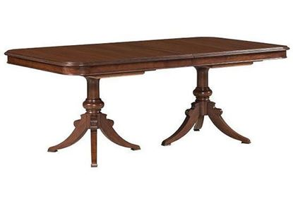 Picture of Hadleigh Double Pedestal Table