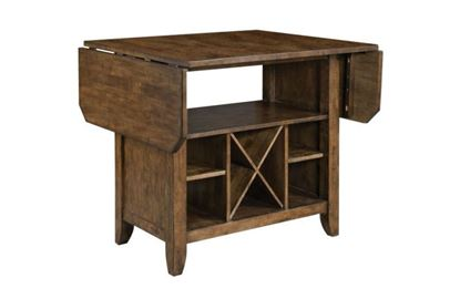 Picture of The Nook Maple Kitchen Island