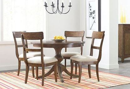 Picture of The Nook Maple Round Dining Group