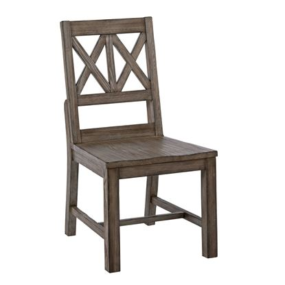 Foundry - Wood Side Chair