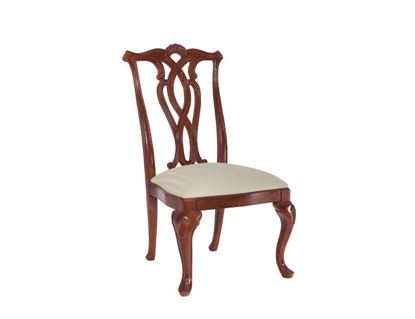 Picture of Cherry Grove Pierced Back Side Chair