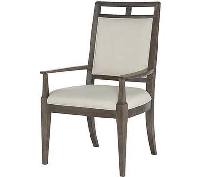 Park Studio Wood Back Arm Chair-KD