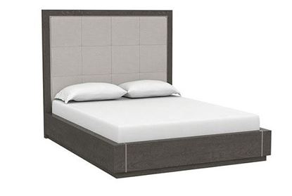 Picture of Bassett - Modern Astor Upholstered Bed