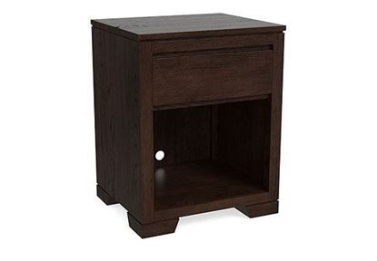 Picture of Bench*Made Oak Bedside Table