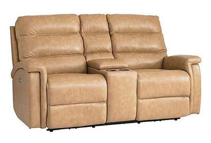 Picture of Evo Club Level Sofa with Console
