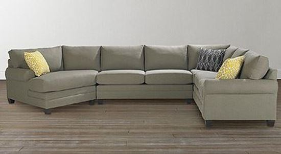 Picture of CU.2 Left Cuddler Sectional