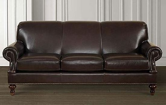 Picture of American Casual Leather Sofa