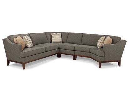 Picture of Fairfield 2714-RAF Angle Loveseat