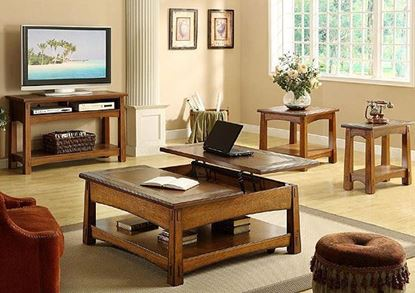 Picture of Craftsman Home Occasional Tables