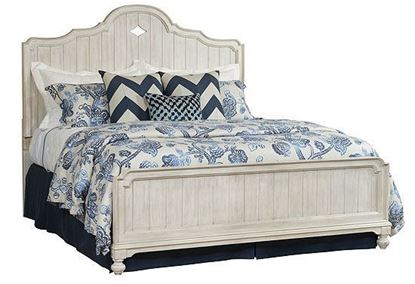 Litchfield - Laurel Panel Bed