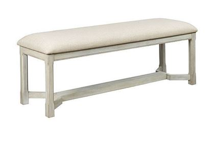 Litchfield - Clayton Upholstered Bench (750-480)