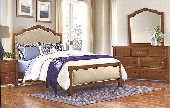 Artisan Choices - Upholstered Bedroom