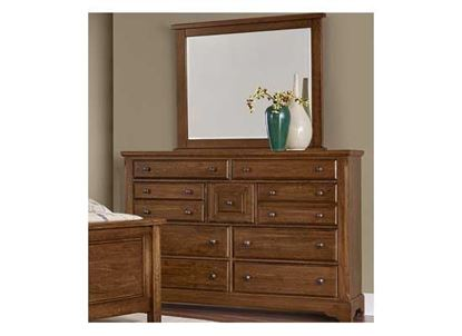 Artisan Choices Triple Dresser in Villa Style