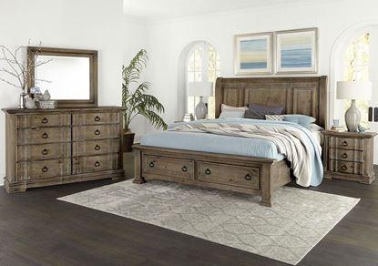 Picture of Rustic Hills Bedroom