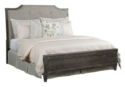 Picture of Lorraine Upholstered Bed