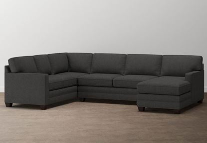 Aiden U-Shaped Sectional 2713-USECTFC9