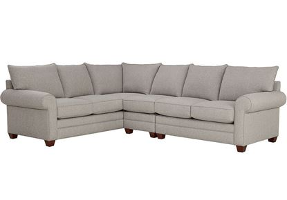 Alexander Large Sectional 2712-LSECTL