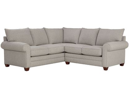 Alexander Small Sectional 2712-LSECTSFC2