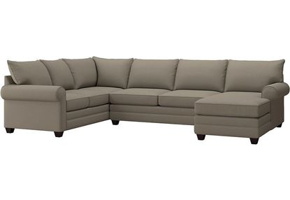 Picture of Alexander U-Shaped Sectional 2712-USECTFC2
