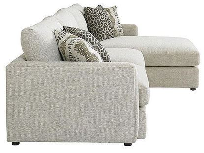 Allure Right Chaise Sectional 2611-RCSECT