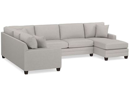 American Casual Ladson U-Sectional 3105-URSECT