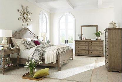 Corinne Panel Bedroom