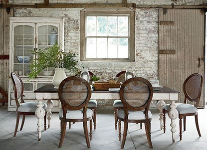 Avondale Dining Collection by Bassett furniture