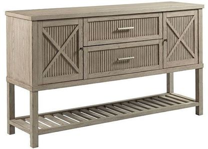 West Fork - Sloan Sideboard 924-857 by American Drew furniture