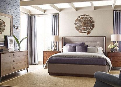 AD Modern Synergy Bedroom Collection (with Astro Bed) by American drew furniture