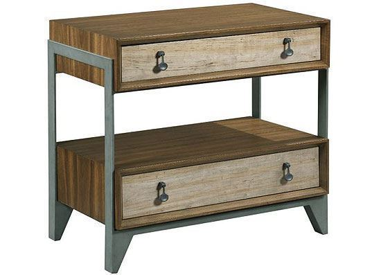 AD Modern Synergy - Suspend Nightstand 700-421 by American Drew furniture