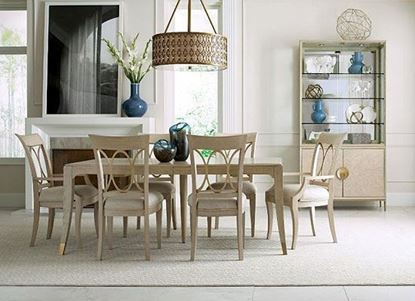 American Drew Lenox Dining Room Collection with Terrace Dining Table