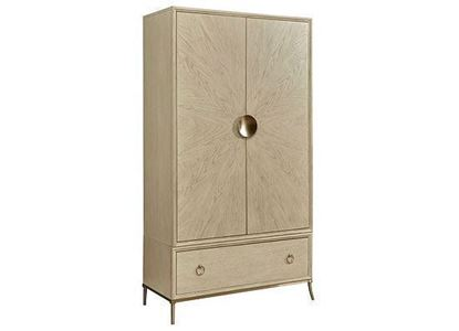 Lenox - Astral Armoire 923-270R by American Drew furniture