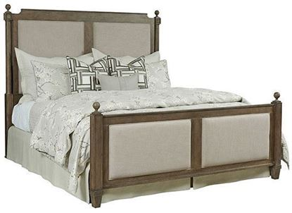 Anson - Sunderland King Upholstered Bed Complete 927-326R by American Drew furniture