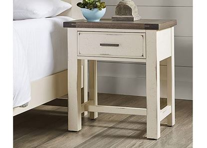 Picture of Chestnut Creek One Drawer Nightstand